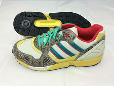 Adidas Originals ZX 6000 Snakeskin Womens Torsion Trainers Shoes RRP £120