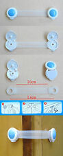 Toddler Baby Kids Child Drawer Cabinet Cupboard Door Fridge Safety Locks Grace