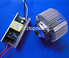 100W 100Watt High Power LED Light + Lens Reflector + Heatsink Cooler+100W Driver