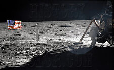 Astronaut Neil Armstrong Moon Landing Apollo 11 Lunar Module photo - 2000-001209