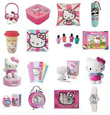 Hello Kitty Variety of Gifts & Selection Of Present Ideas Birthday Kids Gift