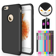 "Shockproof Hybrid Rubber Hard Case Cover Skin for iPhone 6 6S 4.7"" / 5.5"" Plus+"