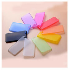 HOUSSE ETUI COQUE SILICONE TPU POUR APPLE IPHONE 4/4S 5/5S 6/6S Promotion !!!