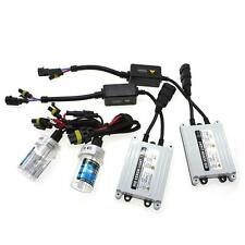 55W AC HID Xenon Lights Kit Car Headlight Auto Lamp Slim Ballast H1 4300K~12000K