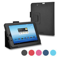 Folio PU Leather Case Stand Cover for E-Fun 7.85inch Nextbook 8 NX785QC8G Tablet