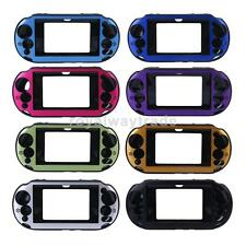 Aluminum Protective Hard Case Skin Cover for Sony Playstation PS VITA2000