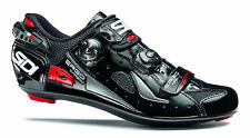 SIDI ERGO 4 CARBON COMP VERNICE ROAD BIKE SHOES BLACK