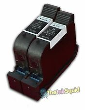 2 Compatible HP15/78 Non-oem Ink Cartridges