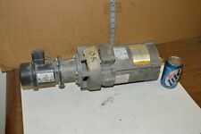 Baldor DC Electric Motor with Amicon Hubner Encoder 1/3 HP INV=20111
