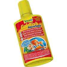 TETRA  GOLDFISH AQUASAFE 100ml 250ml 500ml  WATER CONDITIONER