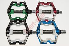 MOSSO Pedal-2 Super Light Aluminium Alloy Bicycle Bike MTB Road Pedals 9/16""