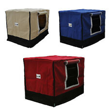"New Pet Dog Cage Kennel Covers for 30"", 36"". 42"", 48"" Dog Cages"
