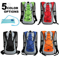 New 2L Hydration System Water Bag Or 5L Backpack Bladder Hiking Climbing Camping