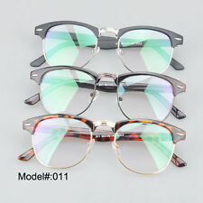 011 Unisex retro stylish RX vogue eyeglasses spectacles optical eyewear frames
