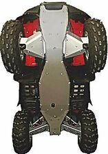 Ricochet Off-Road 7 PC Complete Skid Plate Set, 2006-16 Honda FourTrax Rincon