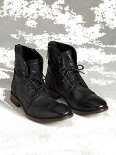 Size 12 JOHN VARVATOS (Made In Italy) Leather Mens Boot Shoe! Reg$800 Sale$749