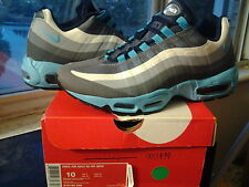 Nike Air Max 95 No Sew NSW Dark Cool Grey Gamma Blue Obsidian 1 90 97 616190 040