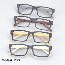1279 Imitate wood full rim optical frames acetate glasses popular spectacles