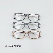 77336 full rim acetate eyeglasses quality spectacles popular myopia eyeglasses