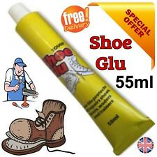 SHOE GOO SHOE GLUE OR NOZZLE GENUINE USA MEND-TRAINERS/BOOTS & ALL SHOE REPAIRS