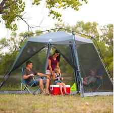 Screen Canopy Mosquito Bug Netting Portable Family Camping Bed Easy Setup Travel