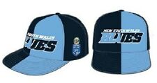New South Wales State of Origin Flat Peak Cap