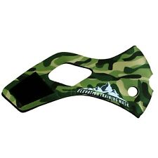 Elevation Training Mask 2.0 Jungle Camo Sleeve Changeable Cover