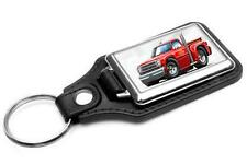 1979 Dodge Lil Red Express Truck Car-toon Key Chain Ring Fob NEW