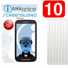 10 Pack LCD Screen Protector Guard for HTC WildFire G8
