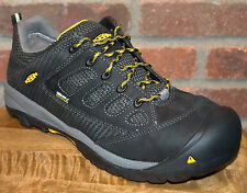 Keen Utility Men's Tucson Low Waterproof Steel Toe Work Shoe 1010104