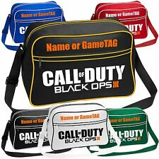 Call of Duty Black Ops III (COD Ops 3) Shoulder Bag - Optionally Personalised