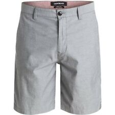 Quiksilver Everyday Oxford Mens Shorts Walk - Dark Shadow All Sizes