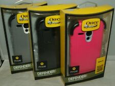 New Otterbox Defender Series case & Holster Clip for Motorola Moto G