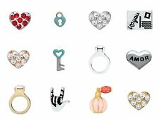 NEW Origami Owl Authentic LOVE charms ~ RARE & Retired