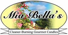 MIA BELLA'S CANDLE 16 OZ. JARS~ ASSORTED SCENTS ~ CHOOSE YOUR FAVORITES