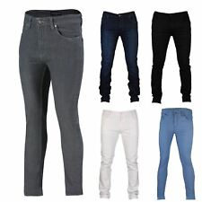 Mens New G72 Super Stretch Skinny Slim Fit Denim Jeans Pants All Waist Leg Sizes
