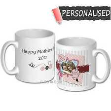 MOTHERS DAY BEST MUM PERSONALISED PHOTO MUG GIFT ANY NAME TEA COFFEE CUP PRESENT