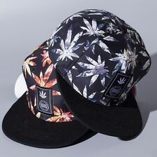 FASHION Mens Snapback Hats Baseball Caps adjustable Unisex Maple Leaf Hip Hot