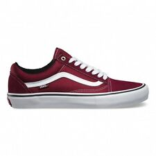 Vans - Old Skool Pro Shoes Port/White