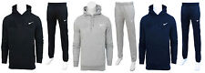 Nike Mens Full Fleece Hoodie jog suit Tracksuit Joggers Bottoms Jacket