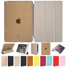 Folding Leather Ultra Thin Smart Stand Cover Case for iPad 2 3 4/Mini 3/Air 1 2