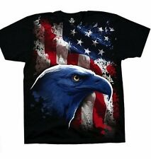 American Eagle TShirt Bald Eagle Icon Americana Tee Patriotic S M L XL 2XL NEW
