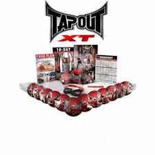 TAPOUT XT COMPLETE SET OF 8 OR SET OF 12 DVDS + BONUS GLOVES + RESISTANCE BANDS