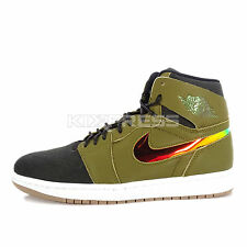 Nike Air Jordan 1 Retro High Nouveau [819176-306] Basketball Green/Orange