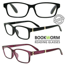 Designer Quality Reading Glasses Spectacles Frames Vintage Womens Ladies Case