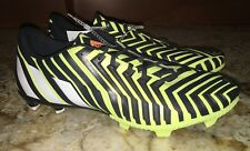 ADIDAS Predator Absolion Instinct FG Soccer Cleats Yellow NEW Mens Sz 8.5 11 12