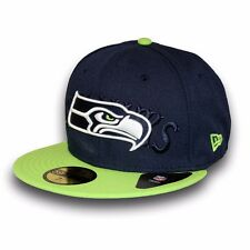 New Era Seattle Seahawks Team Tradition 59FIFTY Fitted Cap
