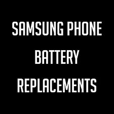 Samsung Mobile Phone Battery Replacements & Upgrades