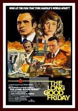 The Long Good Friday   Gangster Movie Posters Vintage Cinema Classic