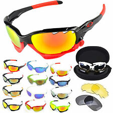 3lens Bicycle Cycling Sports Sunglasses Goggles Glasses UV400 Sun Riding Eyewear